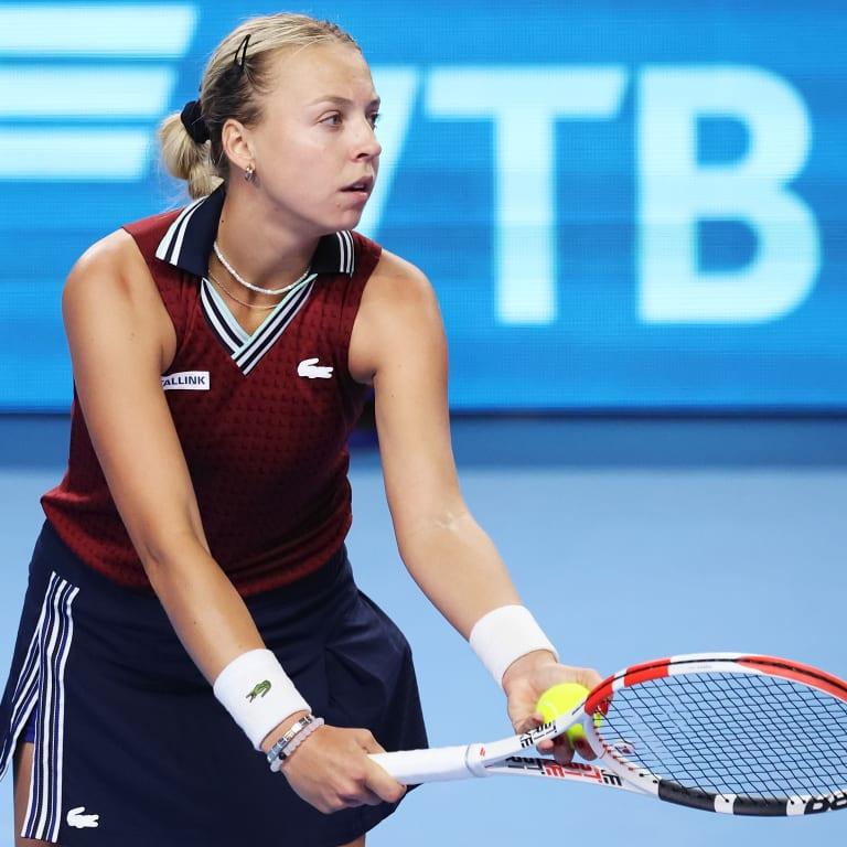 WTA Finals field up to Kontaveit in Cluj-Napoca