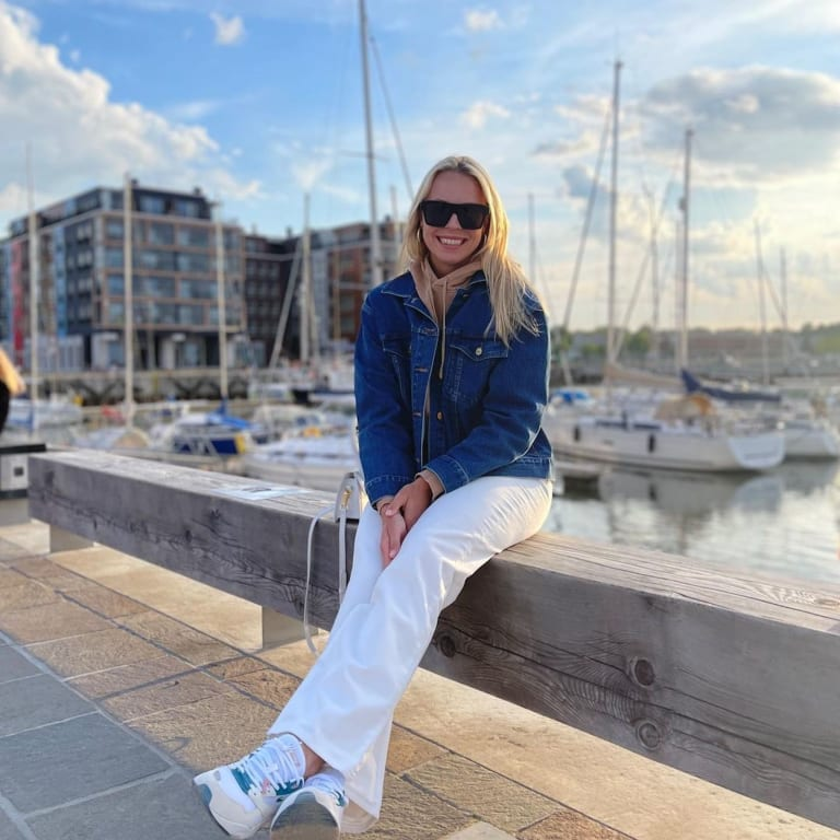 Best Looks of the Week: Kontaveit enjoys time at home