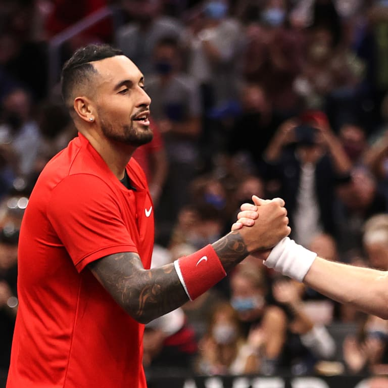 Tsitsipas, Zverev increase Team Europe's dominant lead at Laver Cup