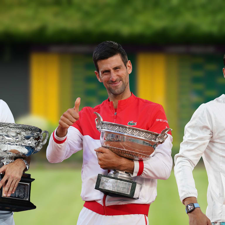 How do Federer, Djokovic and Nadal stack up post-Paris?