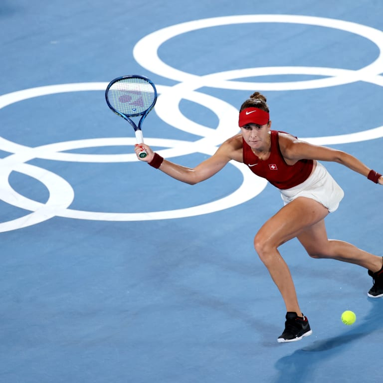 With two medals in Tokyo, can Belinda Bencic become an elite staple?