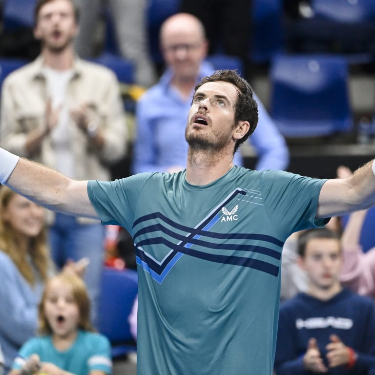 Andy Murray bonds with Frances Tiafoe after Antwerp epic, shares rare post-match chat