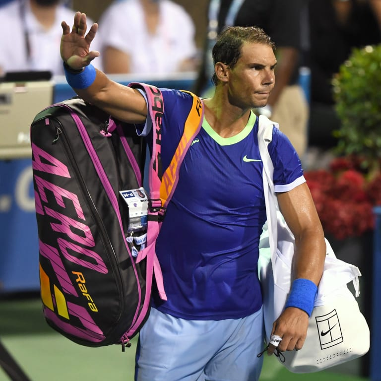 """Nadal """"determined"""" to return from foot injury; process to be """"difficult, painful"""""""