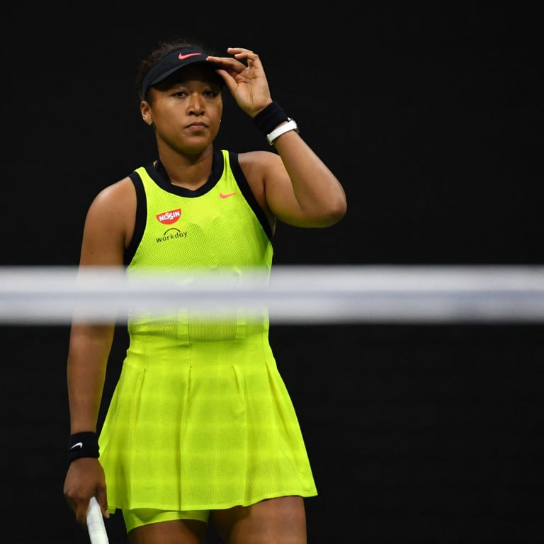 Naomi Osaka withdraws from Indian Wells