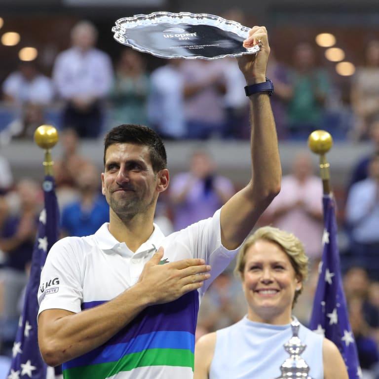 Djokovic reveals end-of-season schedule, AO travel in doubt