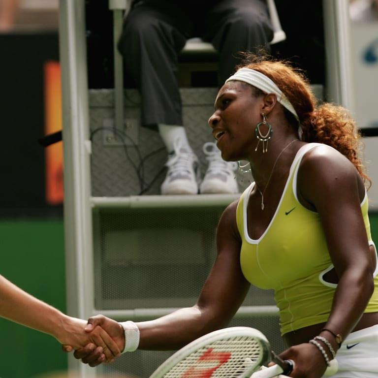 Serena's Slams: A rivalry turns Down Under as Williams survives Sharapova