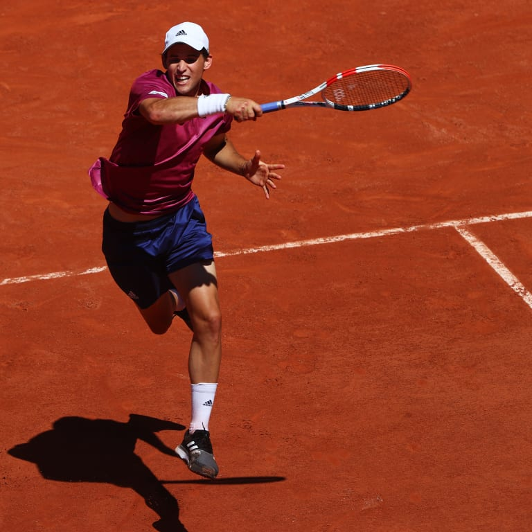 Wearing wrist splint, Thiem withdraws from Wimbledon