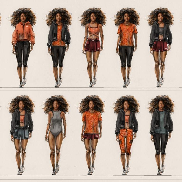 Nike to drop Naomi Osaka second apparel capsule in June