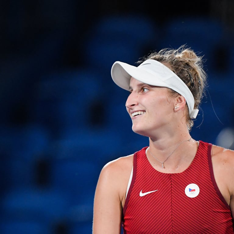Jelena Ostapenko, Marketa Vondrousova headline intriguing Luxembourg semifinals