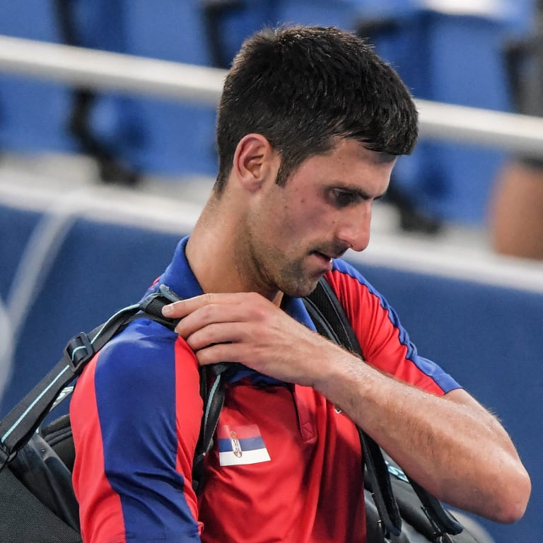 Can Djokovic recover to bring home the calendar-year Grand Slam?