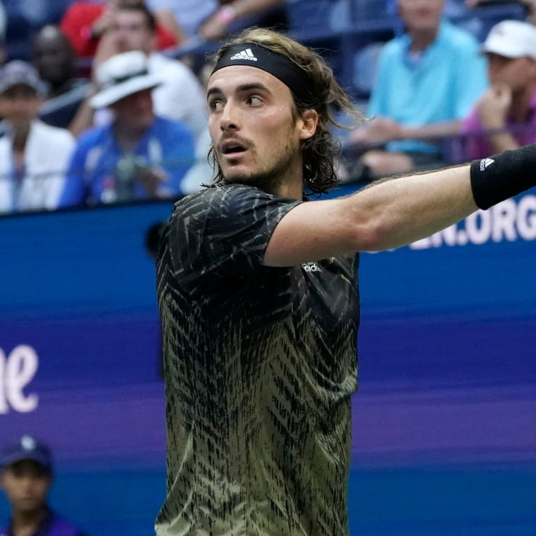 """""""It will happen this year"""": Stefanos Tsitsipas planning to get COVID-19 vaccine"""