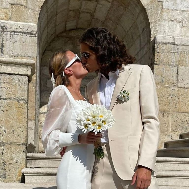 Love is in the Air: Pierre-Hugues Herbert gets married; Chardy celebrates special anniversary