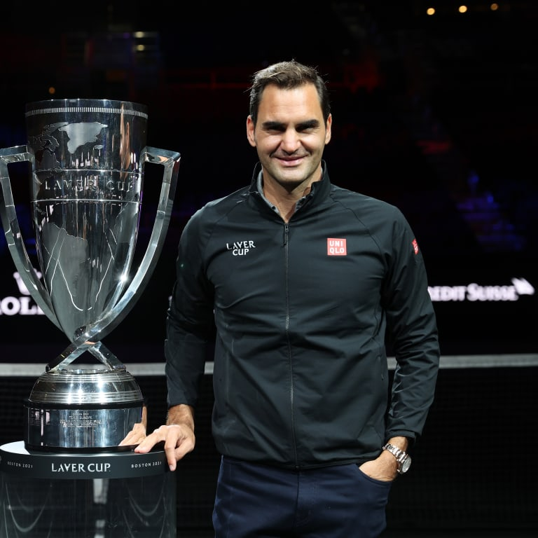 """""""Legacy is really important"""": Federer makes surprise Laver Cup appearance"""
