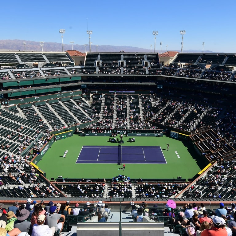 The Rally: Is Indian Wells a glimpse of the future?