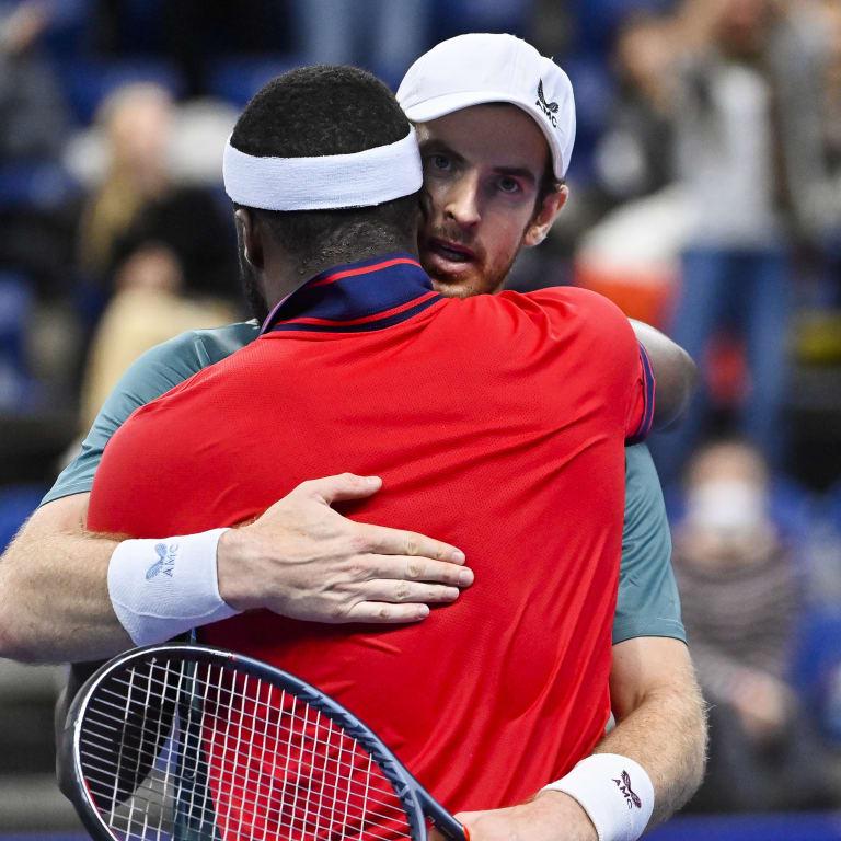 Antwerp Gallery: Andy Murray, Frances Tiafoe produce longest best-of-three clash of 2021 ATP season