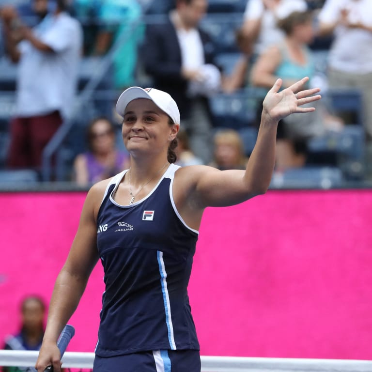 Ashleigh Barty won't defend WTA Finals title after ending 2021 season