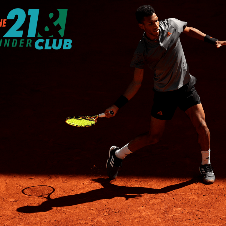 The 21 & Under Club in '21: Félix Auger-Aliassime