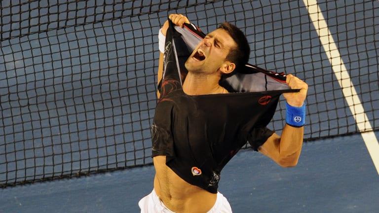 5. 2012 Australian Open