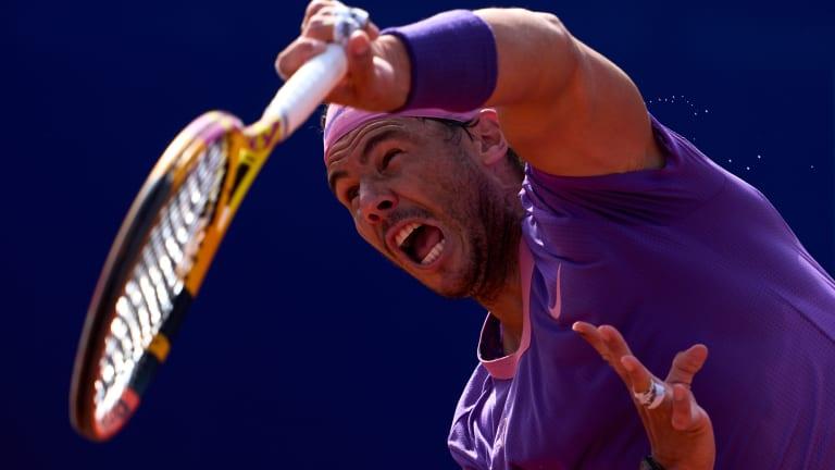Weekend Winners: Nadal makes history, Barty's versatility