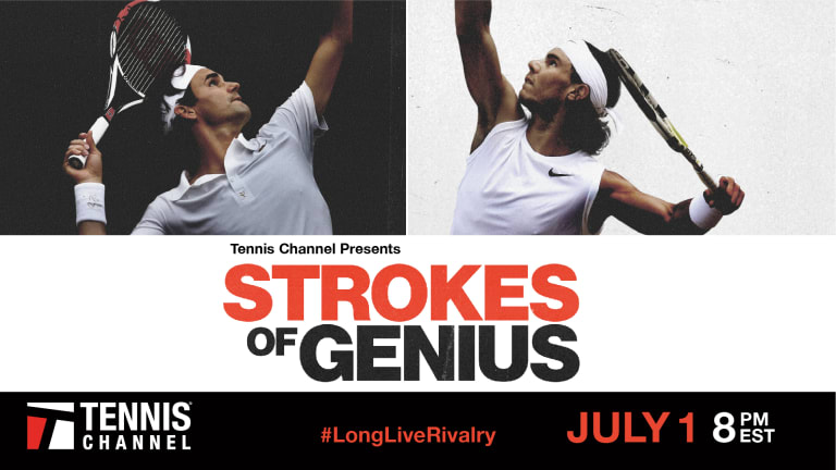 For your life: Federer on Centre Court, or Nadal on Chatrier?