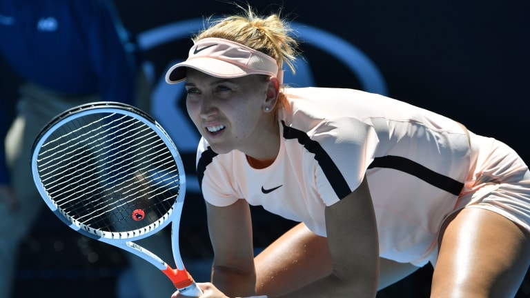 2017 Indian Wells champion Elena Vesnina planning WTA comeback