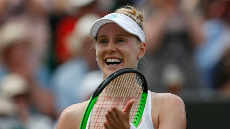 Depth in U.S. women's tennis goes beyond major champs and rising stars