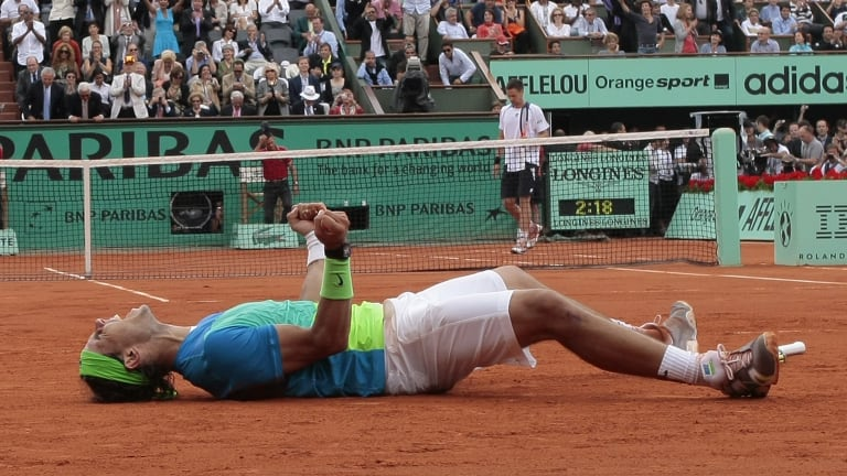 7. 2010 French Open