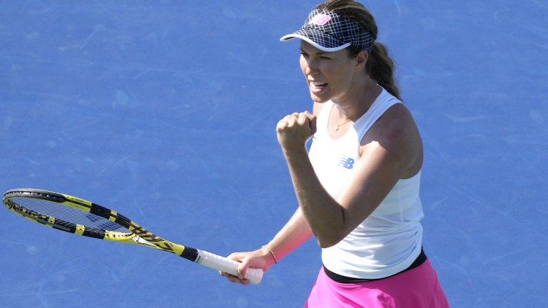 Collins is ranked just shy of her career-high ranking of No. 23.