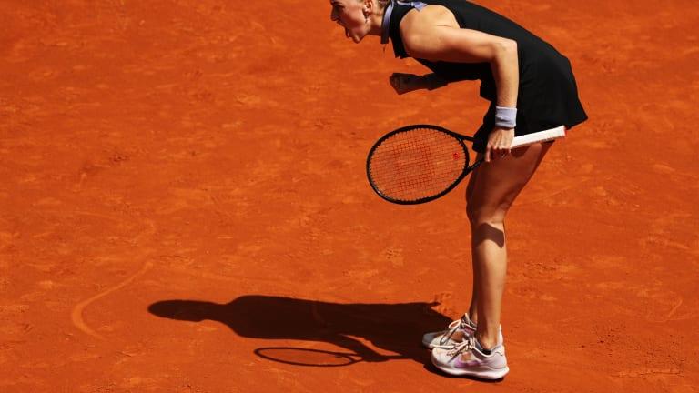 Petra Kvitova avoids Kudermetova upset, awaits Barty