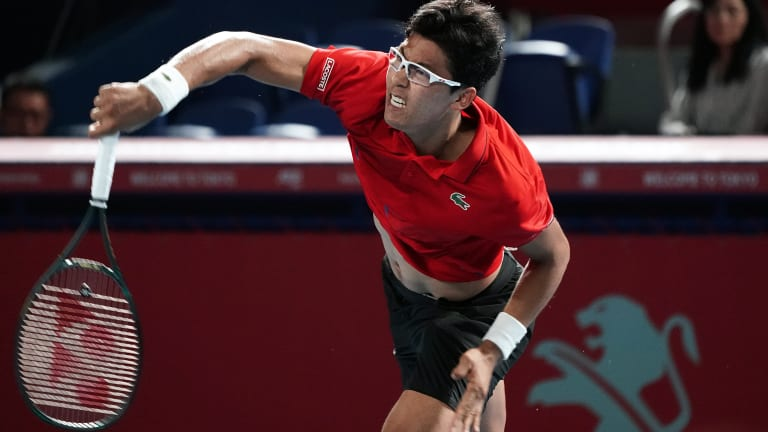 """""""My body feels pretty good now"""": Hyeon Chung aims to bounce back"""