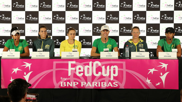 Fed Cup final preview: Australia vs. France