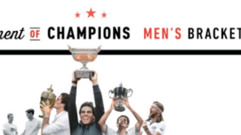 Men's Final: (1) Roger Federer vs. (3) Pete Sampras