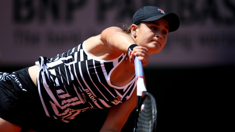 Five facts to know about Barty's  Roland Garros win