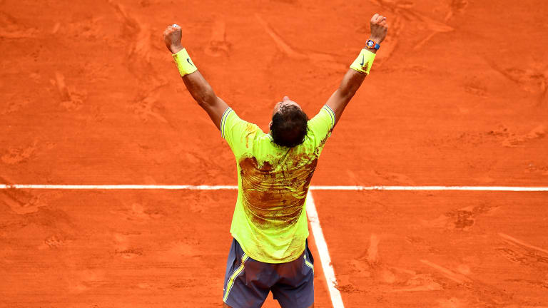 18. 2019 French Open