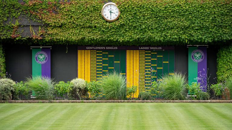 Wimbledon eliminates seeding formula, will distribute 2020 prize money