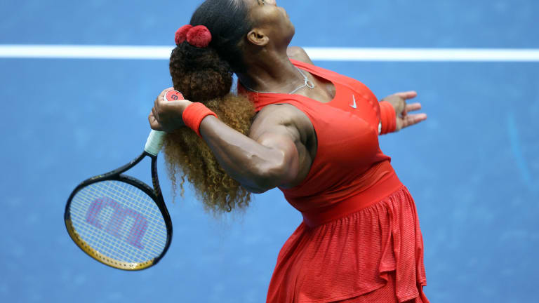 Serena Williams breaks record for most US Open wins with 102