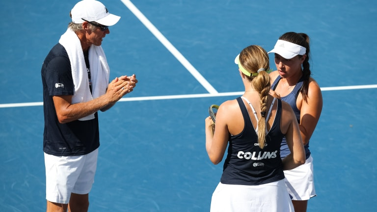 Collins dismissed from WTT season after breaching COVID-19 protocols
