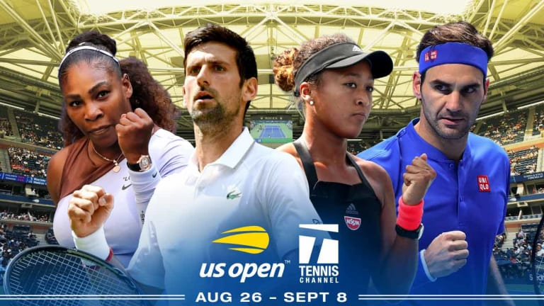 Unseeded & Unfazed: Pospisil, Kalinskaya lead charge on US Open Day 2