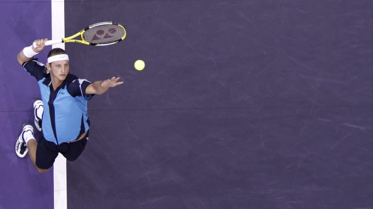 On This Day: David Nalbandian completes the first and only Big 3 sweep