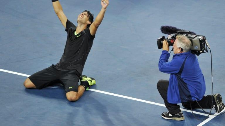 9. 2010 US Open