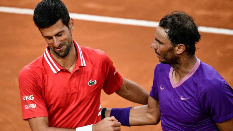 Rafael Nadal battles past Novak Djokovic to win Rome for 10th time
