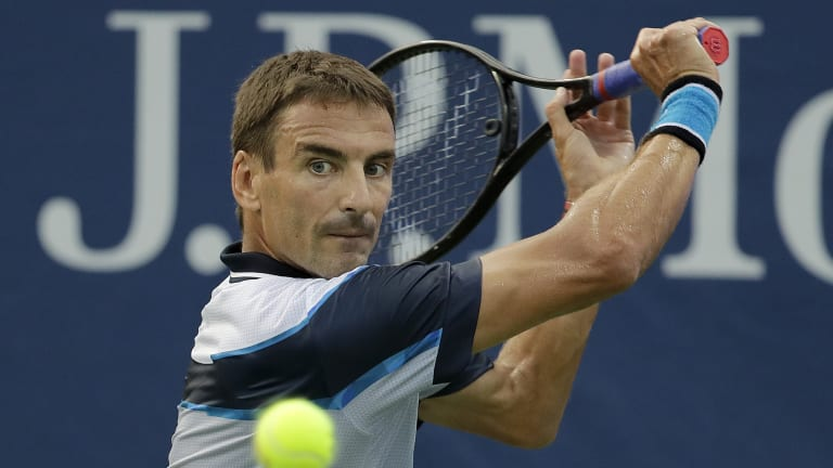 For the love of the game: Tommy Robredo, Dudi Sela keep striving