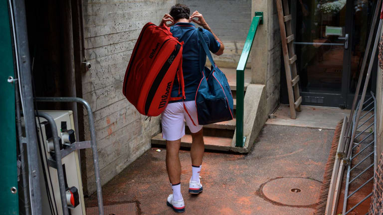In Geneva, Roger Federer loses clay-court comeback to Pablo Andujar