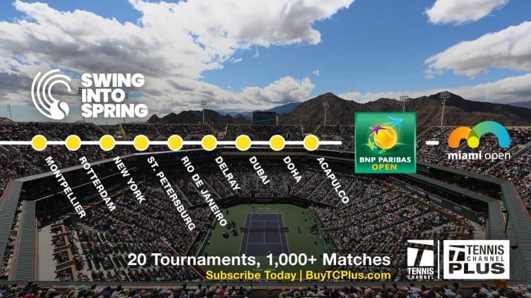 Hat Trick: Top-seeded Nadal returns to winner's circle in Acapulco