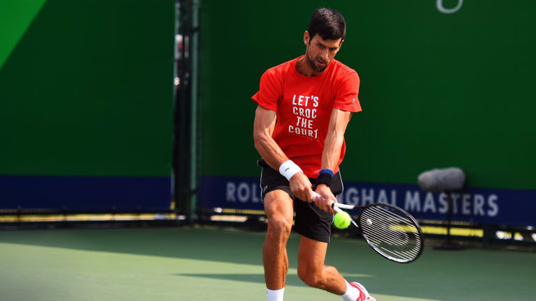 Novak, Roger, Delpo: There's a three-way battle for No. 2 In Shanghai