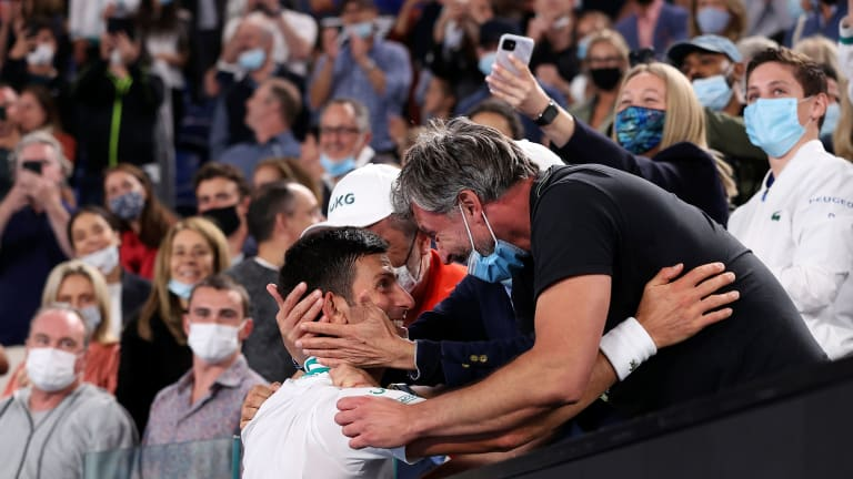 """Australian Open organizers say the event was """"highly successful"""""""