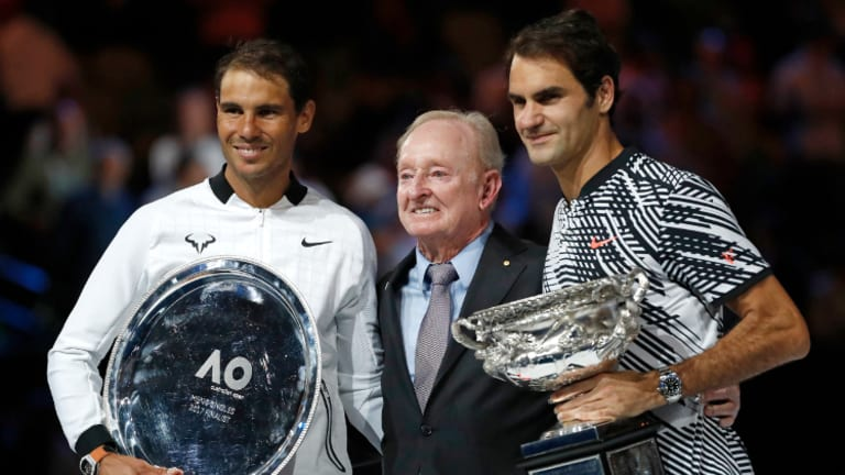 How Roger Federer finally fought his way free of Rafael Nadal