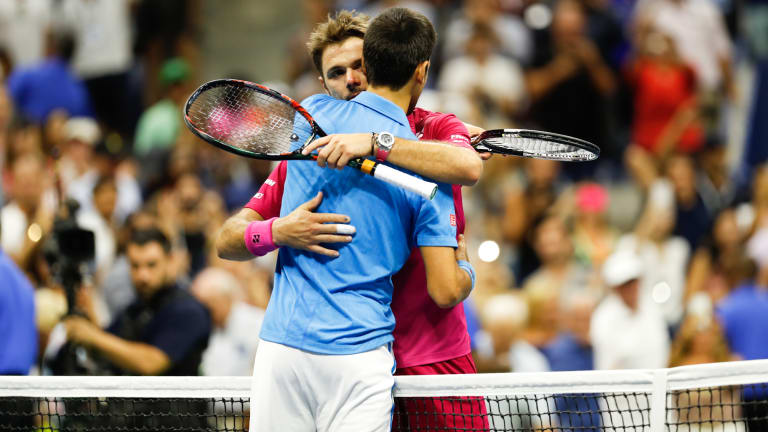 Stan Wawrinka, the game's big hitter and competitor, claims his third major title at the U.S. Open