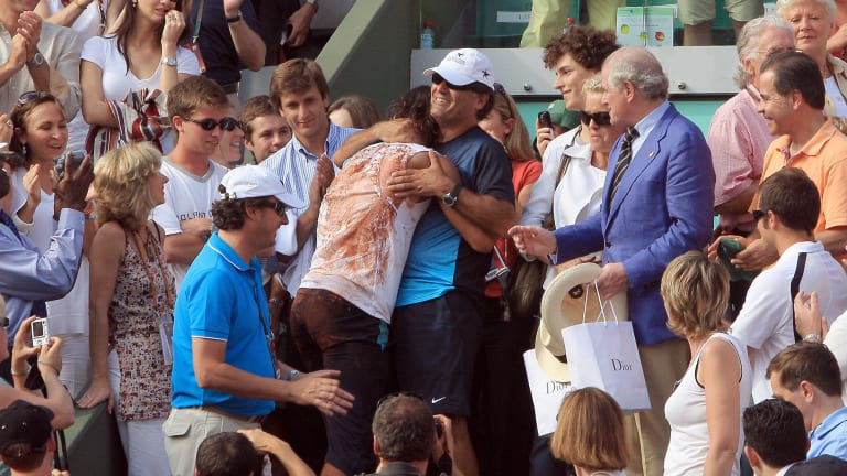 3. 2007 French Open