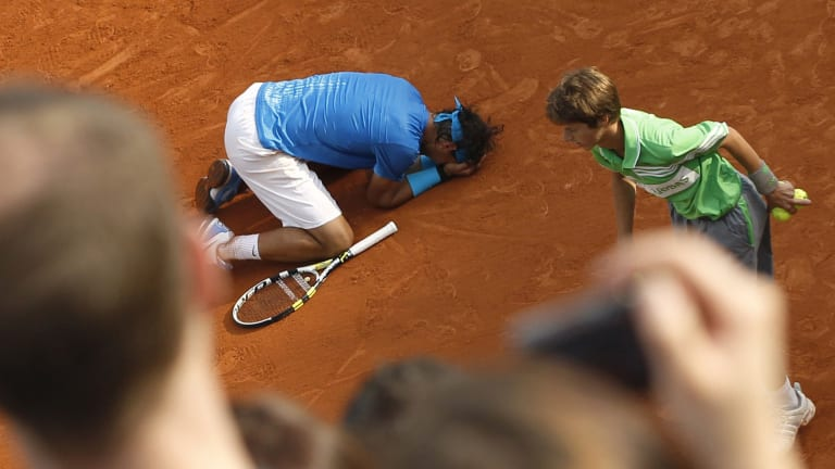 10. 2011 French Open